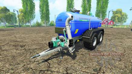 Zunhammer SKE 18.5 PUD для Farming Simulator 2015