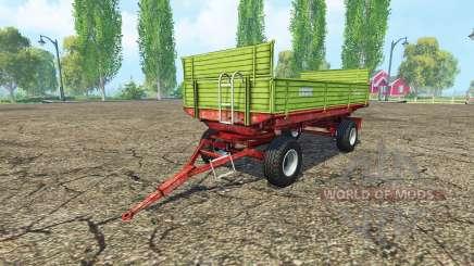 Krone Emsland multi v1.6.1 для Farming Simulator 2015
