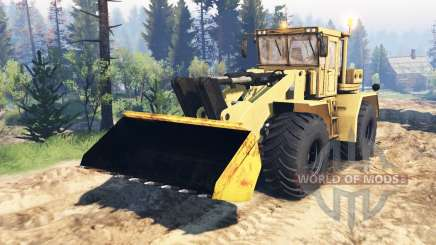 Кировец К 702 v2.0 для Spin Tires