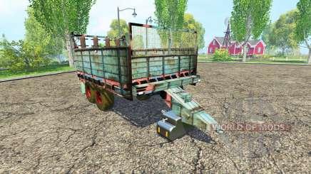 Fortschritt T088 для Farming Simulator 2015