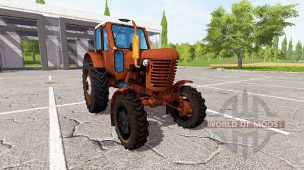 МТЗ-52 для Farming Simulator 2017