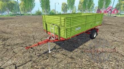 Krone Emsland multi v1.6.2 для Farming Simulator 2015