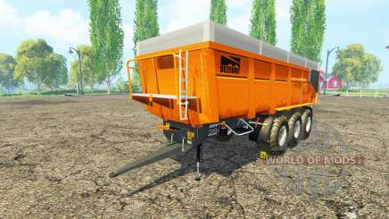 Dezeure DK33T для Farming Simulator 2015