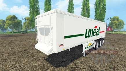 Kroger SRB 35 uneal для Farming Simulator 2015