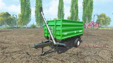 BRANTNER E 8041 overload v1.1 для Farming Simulator 2015