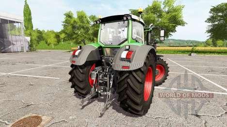 Fendt 936 Vario v2.0 для Farming Simulator 2017