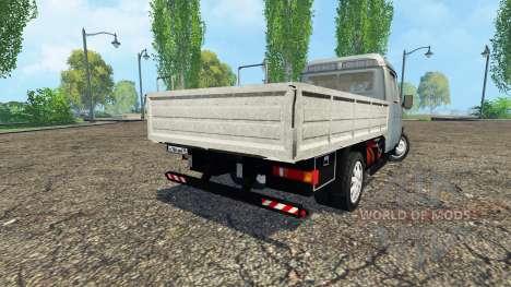 ГАЗ 3310 Валдай v1.1 для Farming Simulator 2015