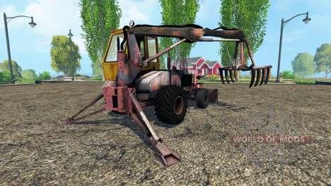Заправочные емкости трактора к-700 Кировец К-701, К-700А.