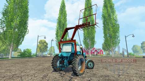 МТЗ 80 v2.0 для Farming Simulator 2015