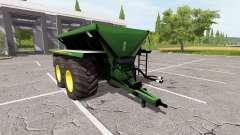 John Deere DN345 для Farming Simulator 2017