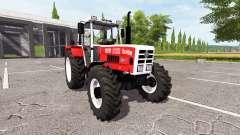 Steyr 8130A Turbo SK2 для Farming Simulator 2017