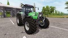 Deutz-Fahr AgroStar 6.31 для Farming Simulator 2017