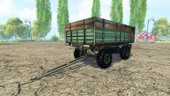 Remorca RM2 для Farming Simulator 2015