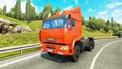 КамАЗ 65225-22 для Euro Truck Simulator 2