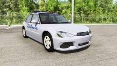 Hirochi Sunburst kansas highway patrol