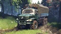 Mercedes-Benz Zetros 2733 A v5.0