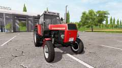 Zetor Crystal 12011 v2.0 для Farming Simulator 2017