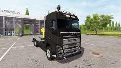 Volvo FH hooklift