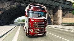 Scania R700 v3.0 для Euro Truck Simulator 2