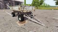 Autosan D47 для Farming Simulator 2017