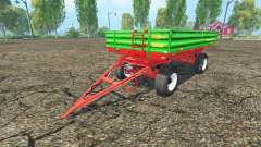Pronar T653-2 для Farming Simulator 2015