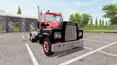 Mack R600 для Farming Simulator 2017
