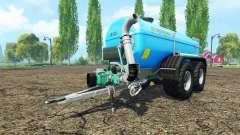 Zunhammer SKE water and milk для Farming Simulator 2015