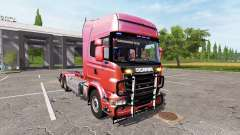Scania R730 hooklift v1.0.2