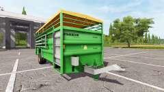 JOSKIN Betimax RDS 6000 для Farming Simulator 2017