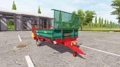 Warfama N227 для Farming Simulator 2017