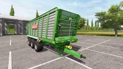 BERGMANN HTW 65 для Farming Simulator 2017