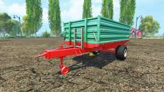 Farmtech TDK 800 для Farming Simulator 2015