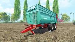 Farmtech Durus 2000 для Farming Simulator 2015