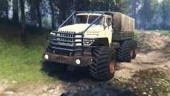 Урал 4320-10 Тунгус v3.0