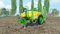 Unia Pilmet Rex 2518 для Farming Simulator 2015