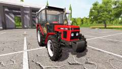 Zetor 7745 для Farming Simulator 2017