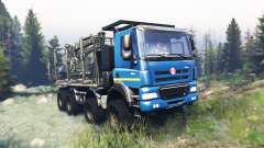 Tatra Phoenix T 158 8x8 v9.0 для Spin Tires