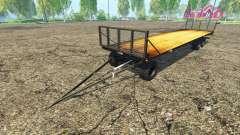 Fliegl DPW 180 v4.1 для Farming Simulator 2015
