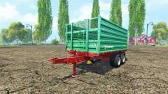 Farmtech TDK 900 для Farming Simulator 2015