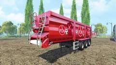 Krampe SB 30-60 FC Nurnberg для Farming Simulator 2015