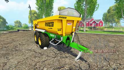JOSKIN Trans-KTP 22-50 для Farming Simulator 2015