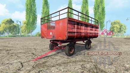ПТС 40 для Farming Simulator 2015
