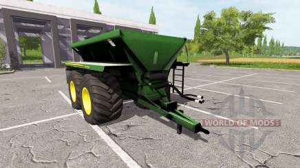 John Deere DN345 для Farming Simulator 2017