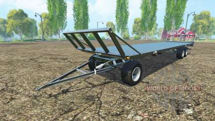 Fliegl DPW 180 autoload для Farming Simulator 2015