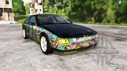 Ibishu 200BX nier для BeamNG Drive