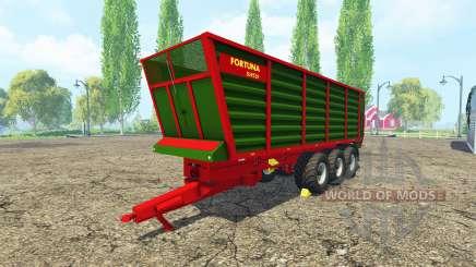 Fortuna SW52K для Farming Simulator 2015