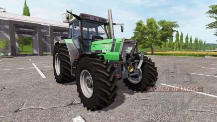 Deutz-Fahr AgroStar 6.31 для Farming Simulator 2017