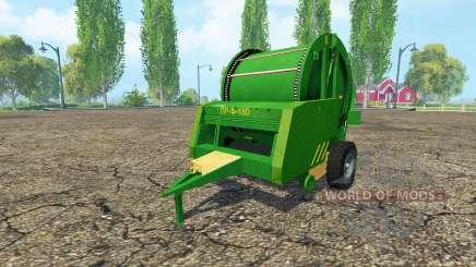 ПРФ 180 зелёный для Farming Simulator 2015