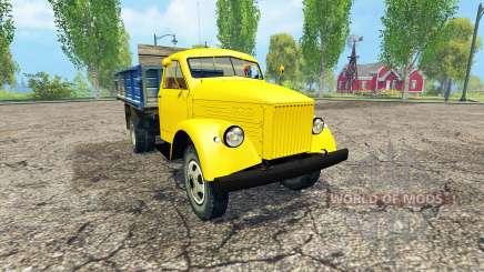 ГАЗ 51 для Farming Simulator 2015