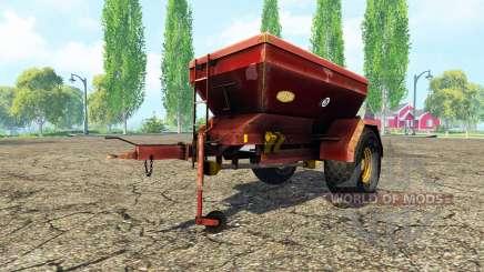 Bredal K85 v2.0 для Farming Simulator 2015